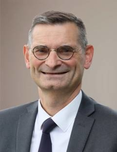 Jérôme Ballet, président du directoire de la Caisse d'Epargne Bourgogne Franche-Comté