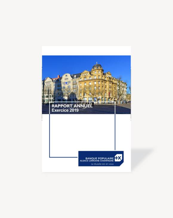Rapport annuel 2019, BPALC