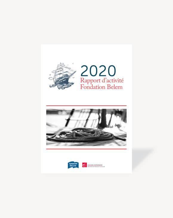 Rapport d'activité 2020 Fondation Belem