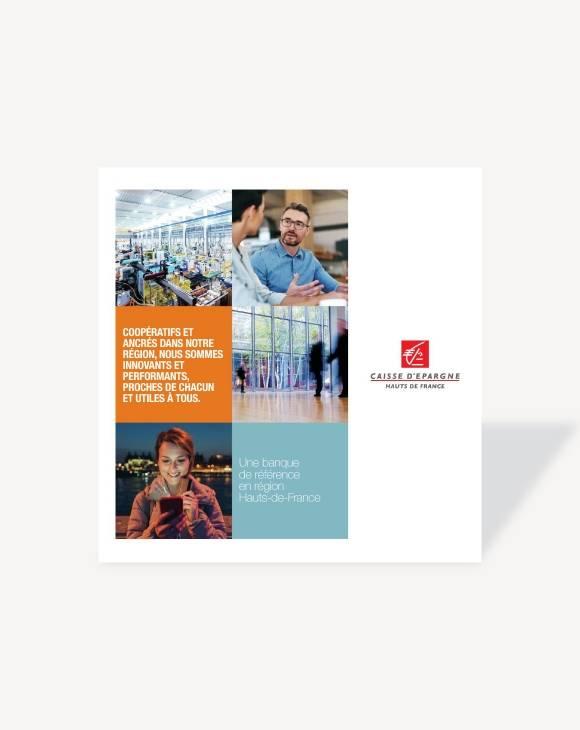 Rapport annuel Caisse d'Epargne Haut de France