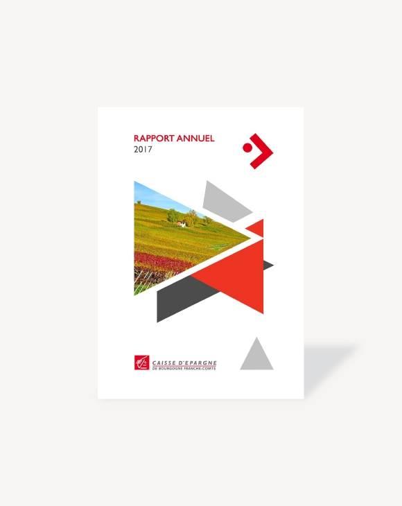 Rapport annuel Caisse d'Epargne Bourgogne Franche Comté