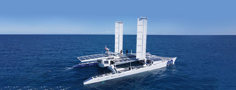 Visuel du bateau EnergyObserver