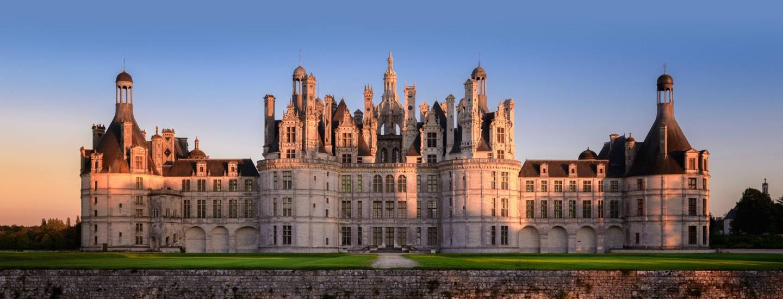 Château de Chambord, Val de loire