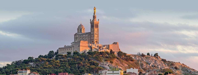 Basilique Notre Dame de la Garde, Marseille