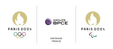 Groupe BPCE, partenaire Premium de Paris 2024