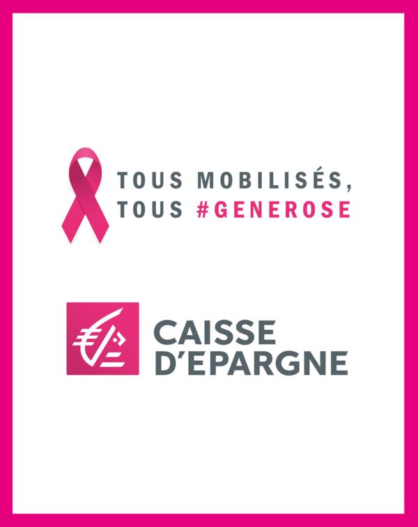 #Générose, Caisse d'Epargne
