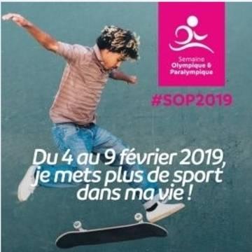La CASDEN se mobilise lors de la 3e Semaine Olympique et Paralympique