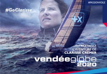 Clarisse Crémer, Vendée Globe 2020