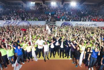 1,000 Group employees celebrate sport in the IMAGINE 2024 Challenge
