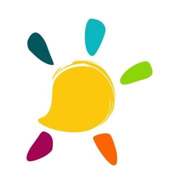 Logo Soleil de l'association AFMTéléthon