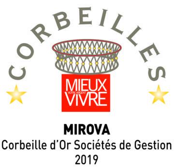 Corbeilles d'or 2019 / Mirova