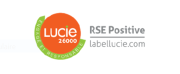 LUCIE CSR label