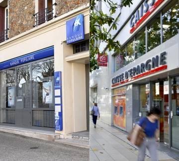 Visuel les dirigeants des banques françaises