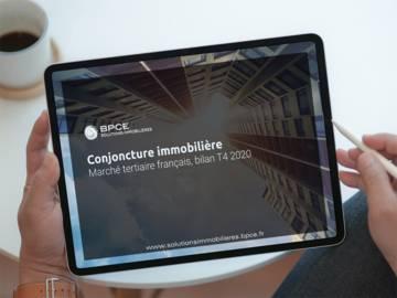 BPCE Solutions Immobilières Conjoncture immobilière, bilan 4e trimestre 2020