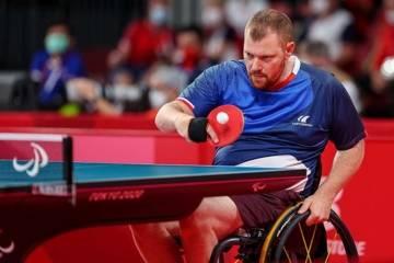Maxime Thomas, para tennis de table