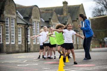La pratique du sport dans les écoles