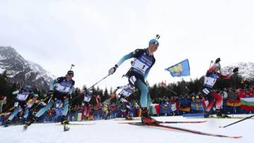 Biathlon: outstanding results for French athletes