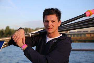 Charles Delval - Sélectionneur de l'équipe de France de para-aviron