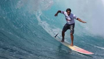 Le surf aux Jeux Olympiques, c'est parti !