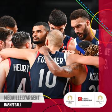 Equipe de France masculine de Basket