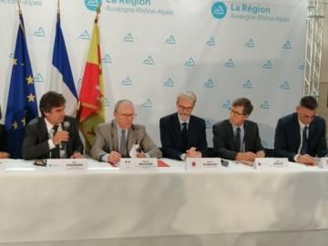 Signature de la convention rénovation énergétique logements privés