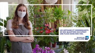 """""""Une place dans nos vies"""", campagne Banque Populaire"""