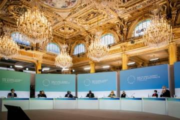 """Lundi 11 janvier, au Palais de l'Élysée, s'est tenue la 4ème édition du """"One Planet Summit"""" dédiée aux enjeux de protection de la biodiversité."""